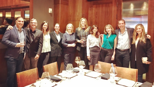 The CMO Club Silicon Valley Dinner 9.25.17
