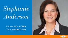 Stephanie Anderson CMO Club - Chapter President