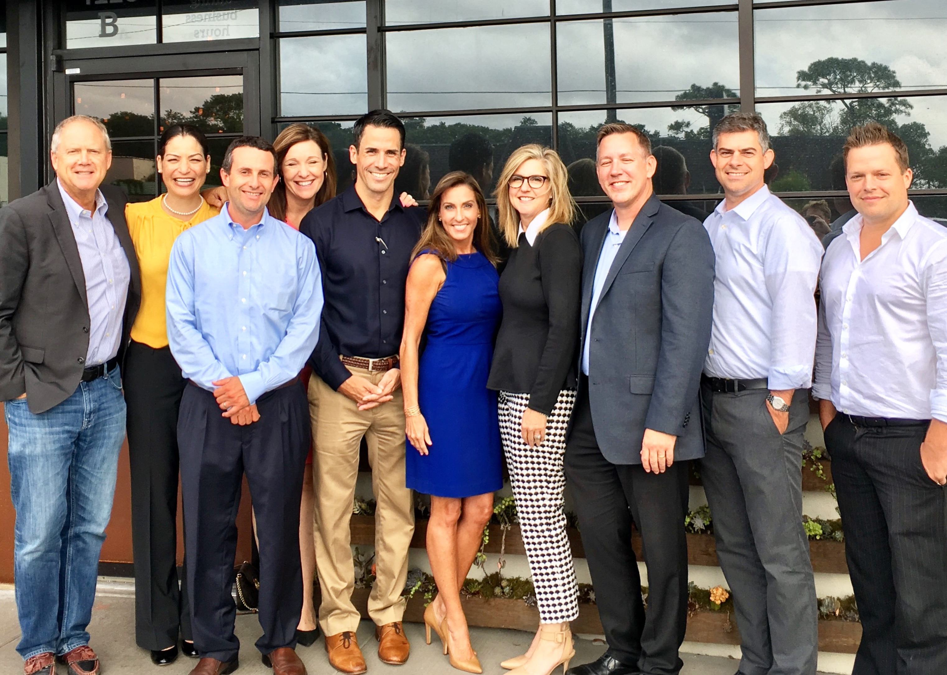The CMO Club Tampa Dinner 5.24.17