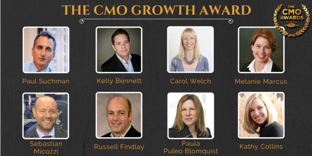 The CMO Awards Growth Award