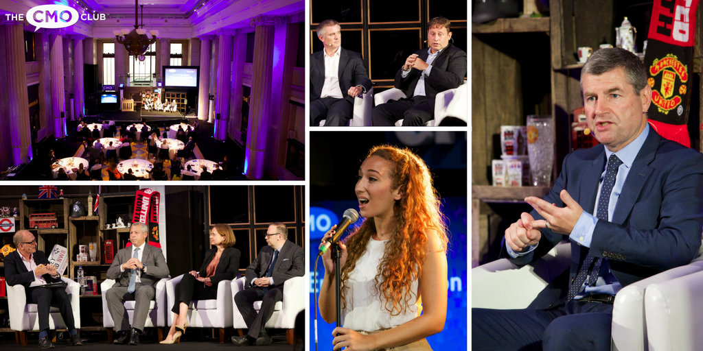 The CMO Club Europe Summit 2016 Recap