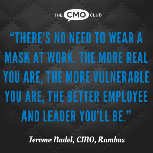 The CMO Club Jerome Nadel Quote2