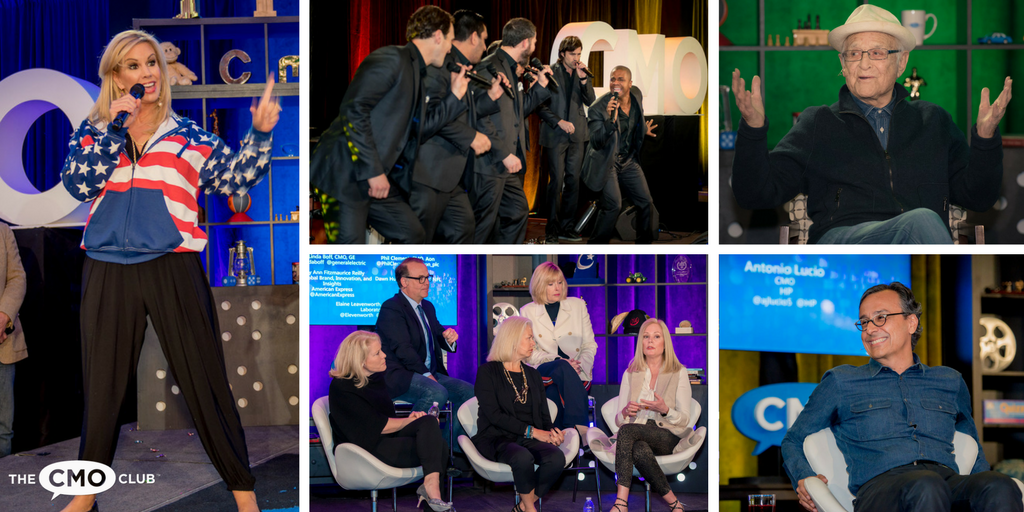 The CMO Club Spring Summit 2016 Recap