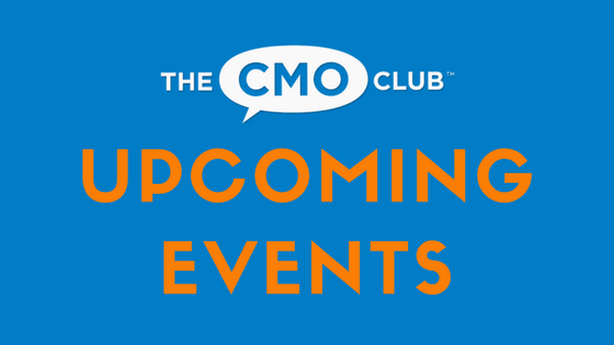 UPCOMING CMO CLUB Events