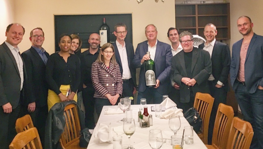 Washington DC Dinner 11.7.18