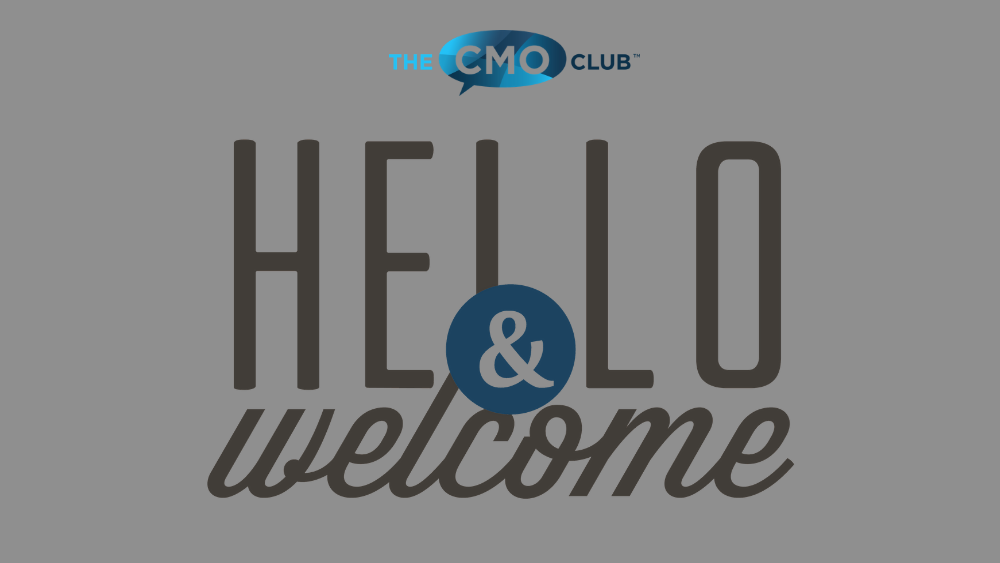 Dec 2018 New CMO Club Members