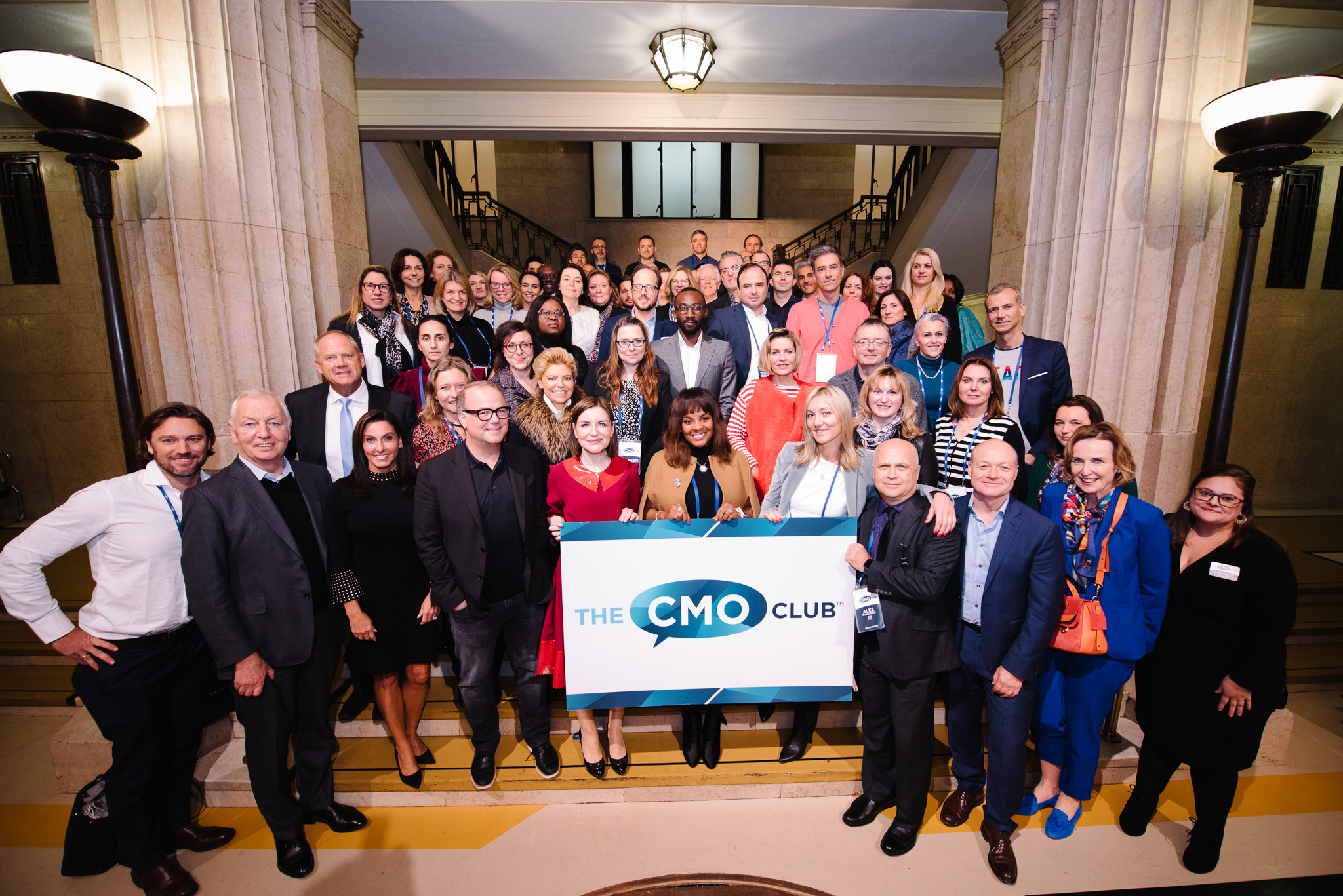 The CMO Club 2019 Europe Summit Photo