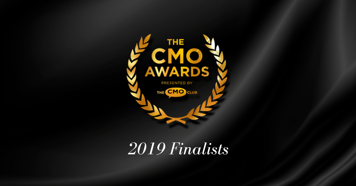 2019 CMO Awards Finalists