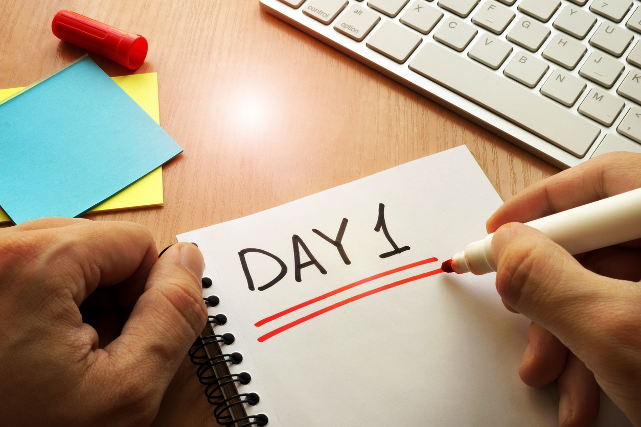 Developing a Plan for the First 90 Days in a New Role