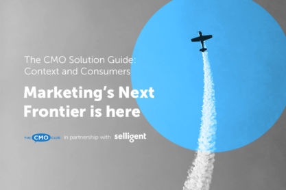 Context and Customers: Marketing's New Frontier is Here