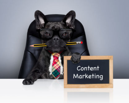 The 10 Commandments of Content Marketing from Outward Hound