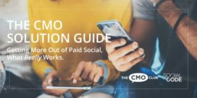 How Brands are Seeing Big Payoffs from Social – A CMO Solution Guide
